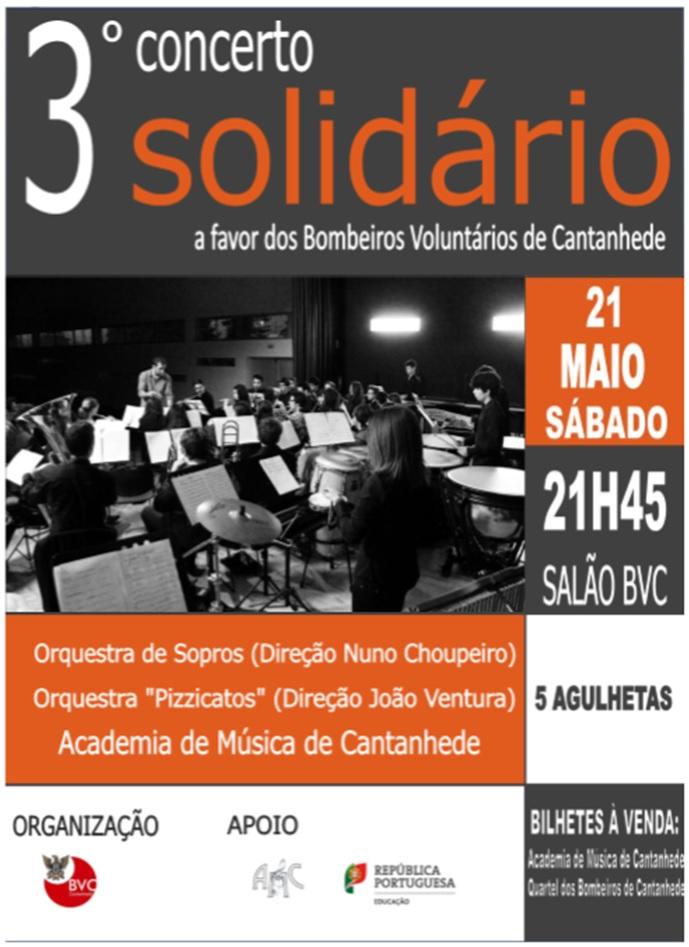 III Concerto Solidário