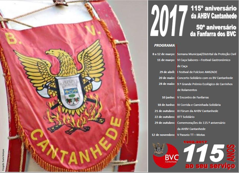ver notícia 115.º aniversário da AHBVCantanhede