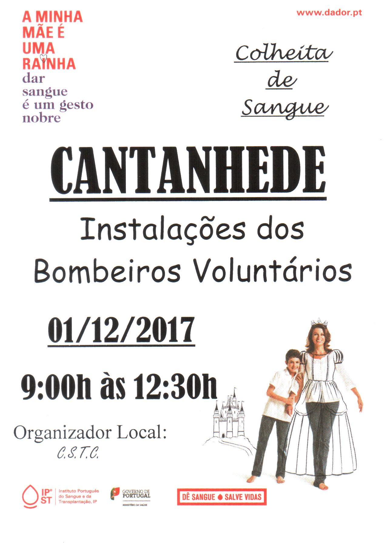 ver notícia Recolha de sangue em Cantanhede