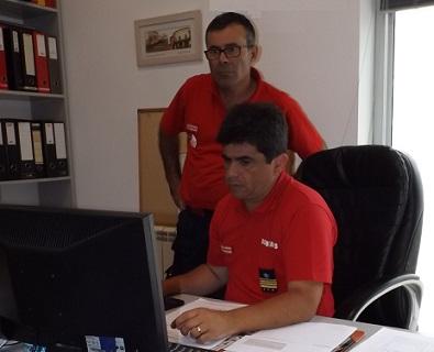 José Oliveira é comandante em substituição