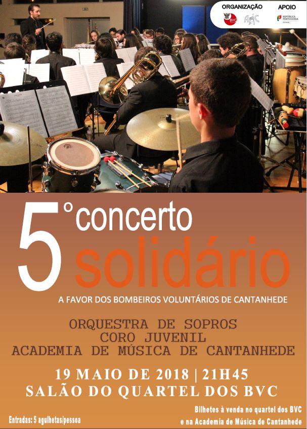 5.º Concerto Solidário