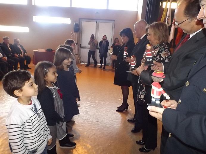 Premiados vencedores do 1.º Concurso de Desenho Infantil