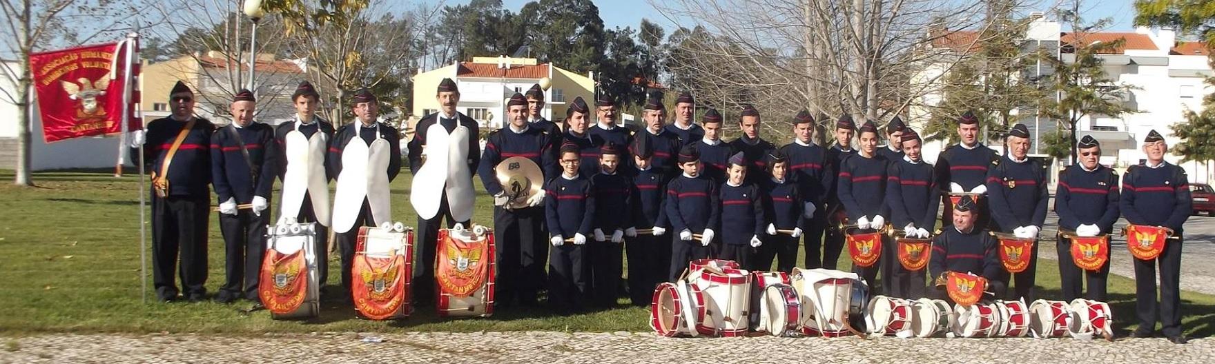 Fanfarra de Cantanhede comemora 50 anos com Encontro de Fanfarras