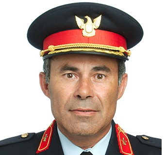 José Oliveira toma posse do Comando dos Bombeiros de Cantanhede a 21 de maio