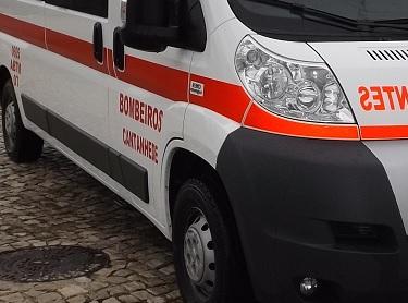 Ferido grave e três ligeiros em acidente em Ançã