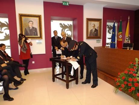 Câmara atribui 90 mil euros aos Bombeiros de Cantanhede