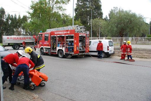 Plano de emergência da INOVA testado em dois simulacros de incêndio