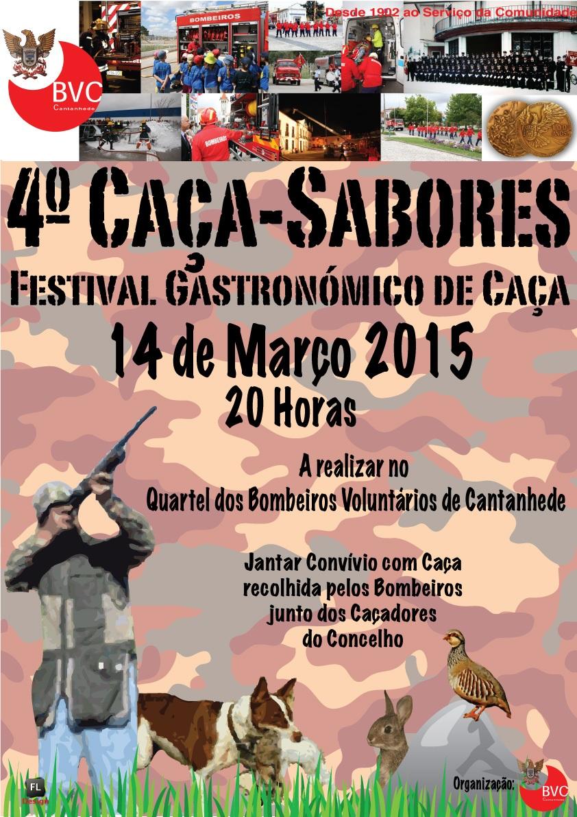 4.º Caça Sabores - Festival Gastronómico de Caça