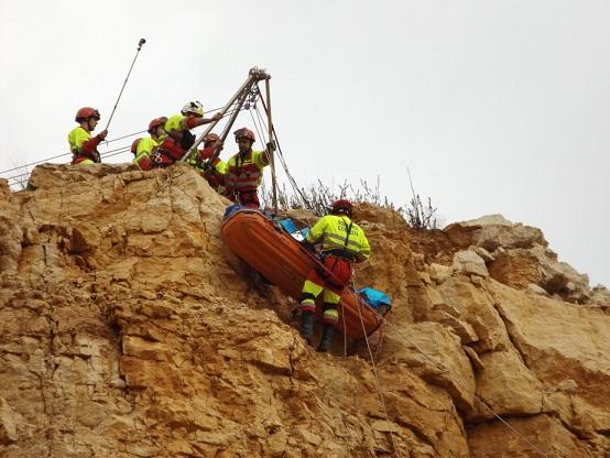Nove corporações do distrito treinaram em Portunhos