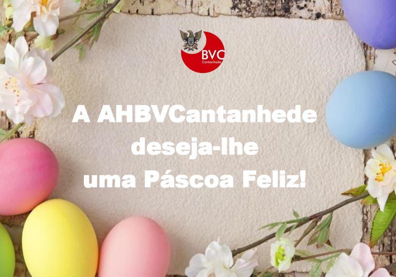 ver notícia Boa Páscoa!