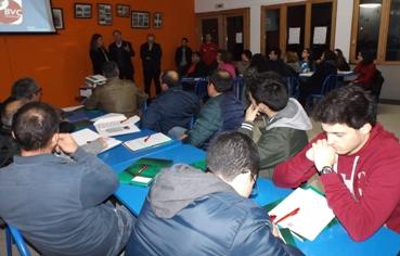 Curso de Socorrismo começou ontem no Zambujal
