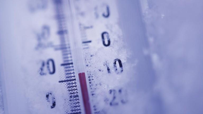 Temperaturas vão descer no próximo fim de semana